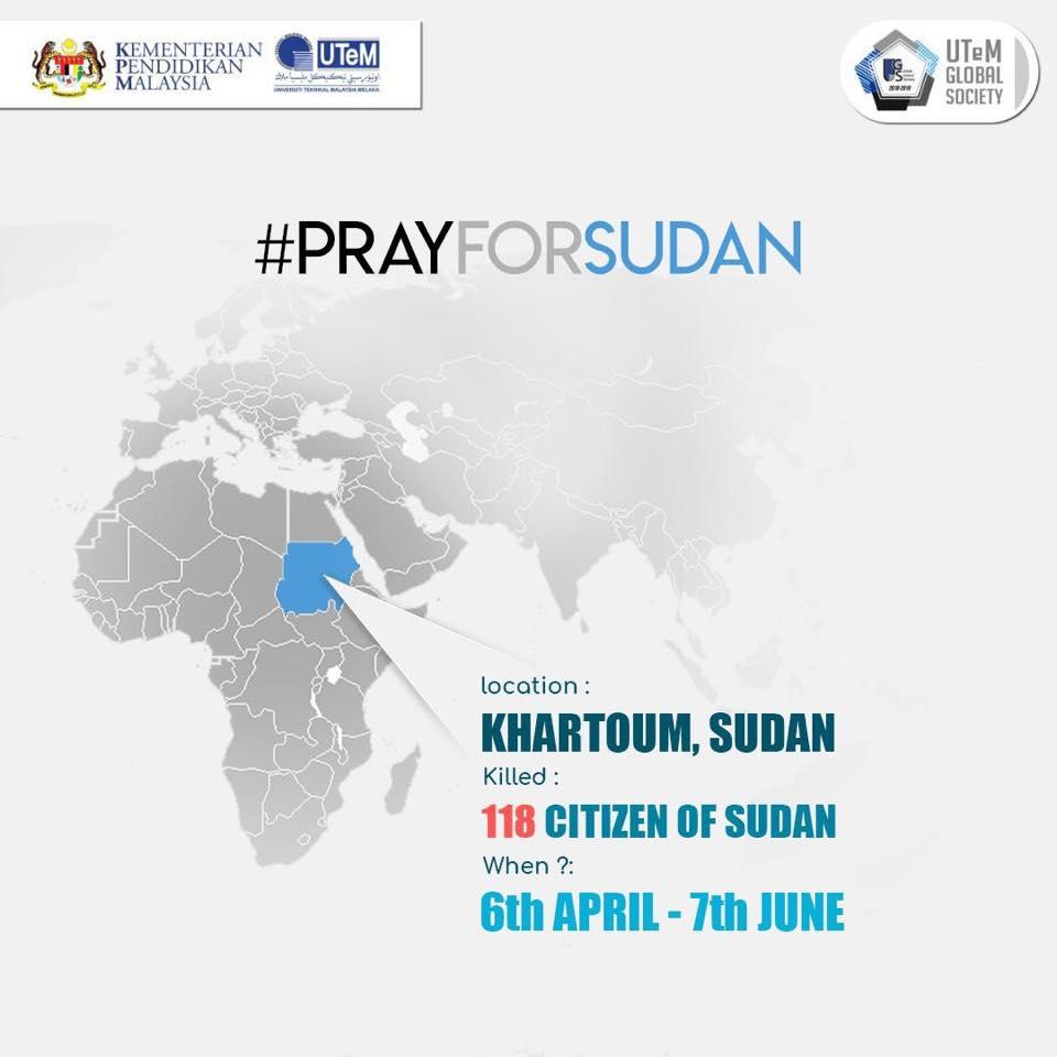 Pray For Sudan