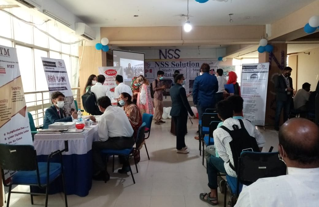 UIC UTeM online promotion sessions with NSS Solution in Bangladesh